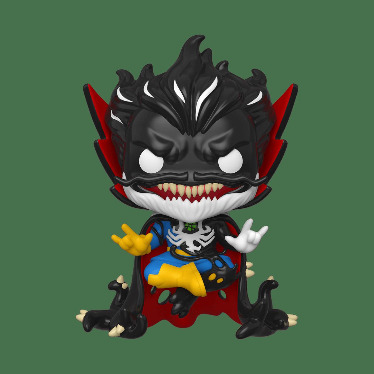 Funko! Pop Marvel Spider-Man Maximum Venom Venomized Doctor Strange #602