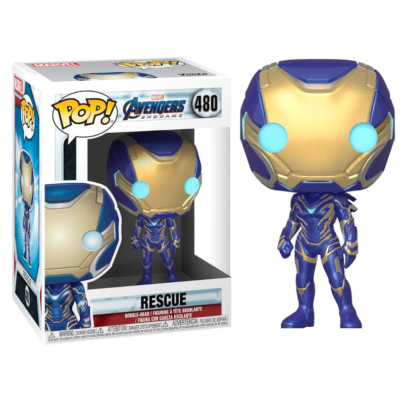 Funko! Pop Avengers End Game Rescue