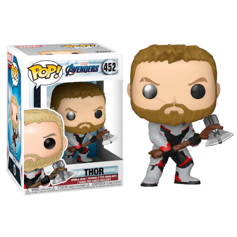 Funko! Pop Avengers End Game Thor