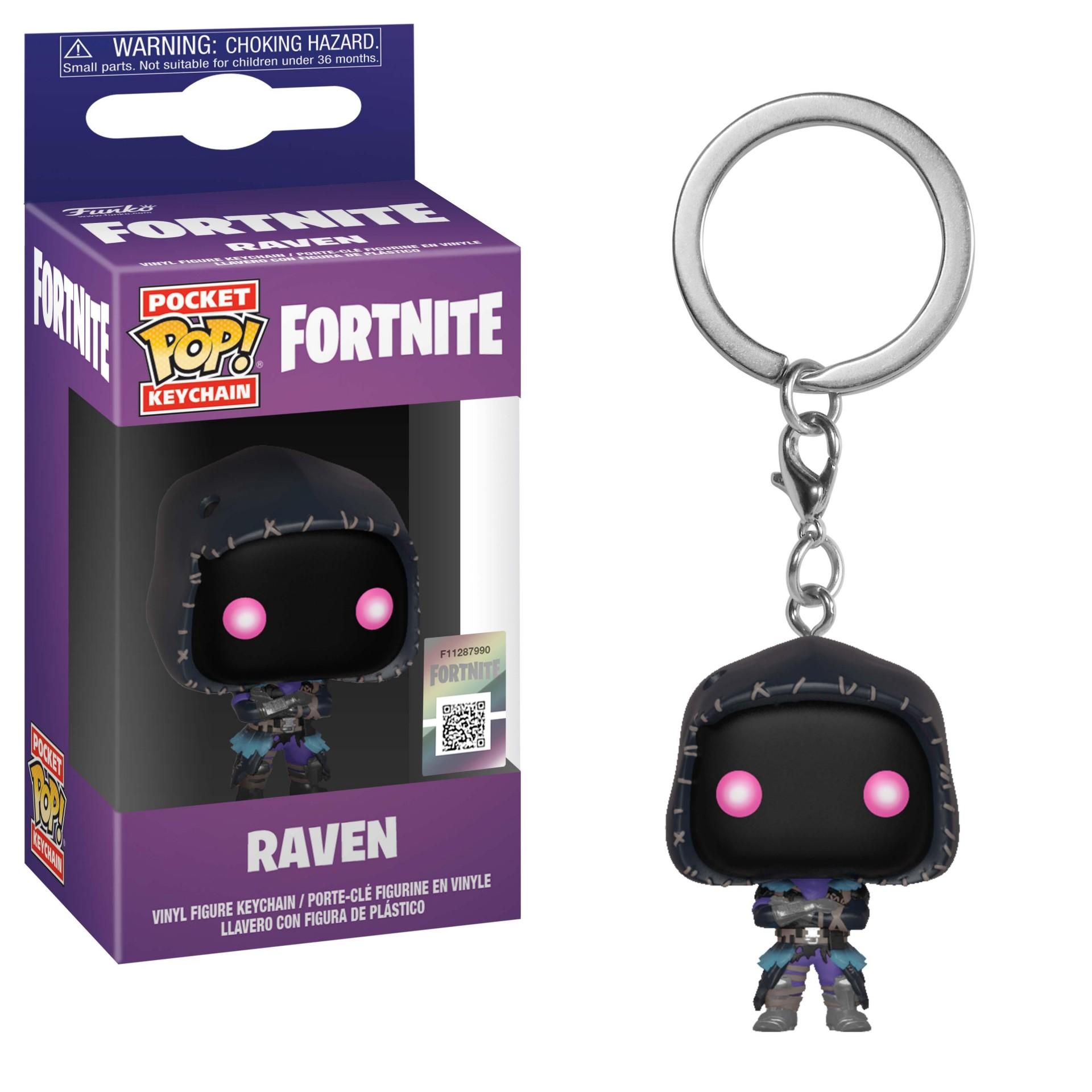 Funko Pocket POP! Keychain Fortnite Raven