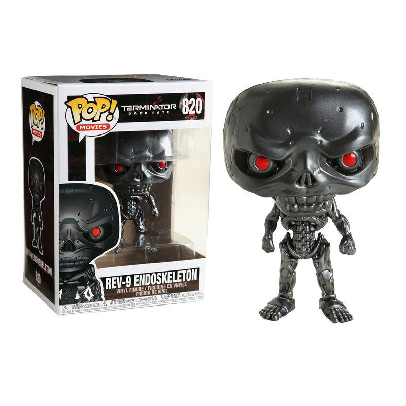 Funko! Pop Terminator Dark Fate Rev-9 Endoskeleton