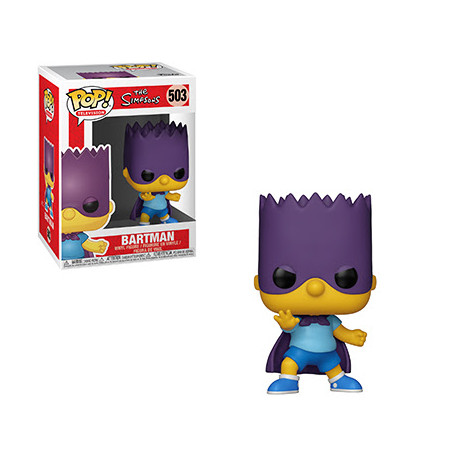 Funko POP! The Simpsons Bartman #503