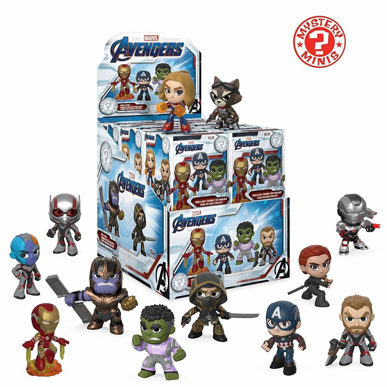 Funko POP! Mystery Mini Figures Blind Box Marvel Avengers