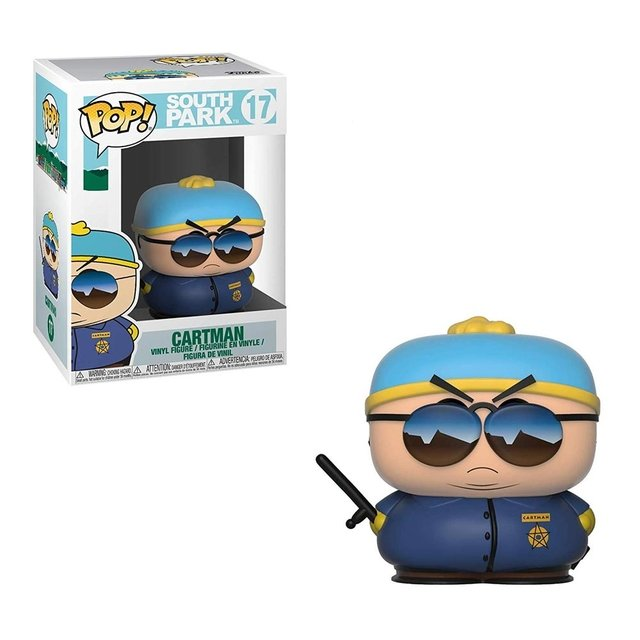 Funko POP! South Park Cartman #17