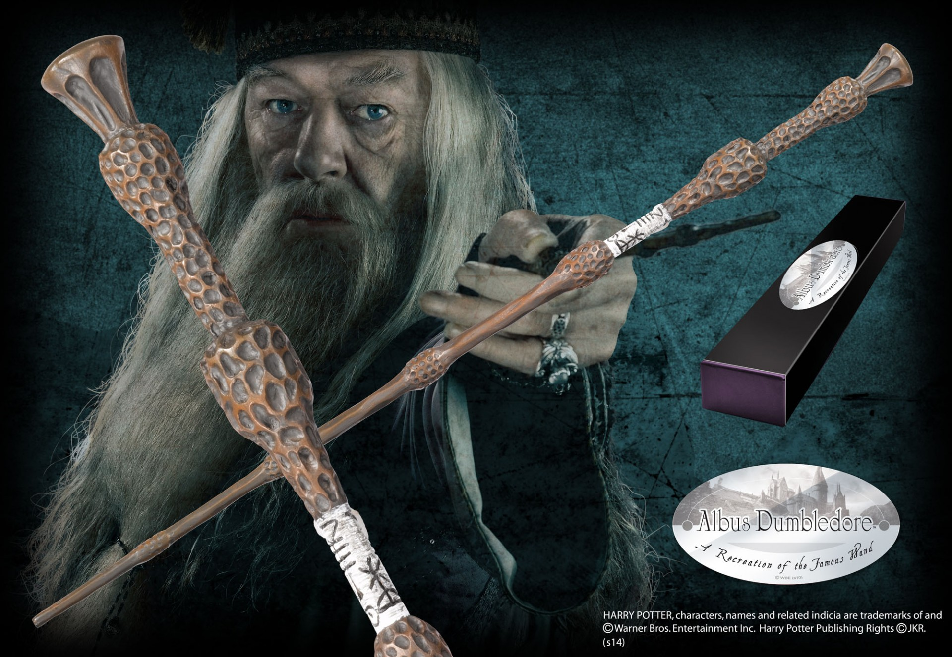 Albus Dumbledore Wand (Character Edition)