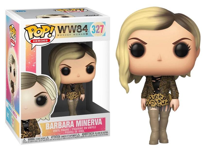Funko POP! DC Wonder Woman 1984 Barbara Minerva #327