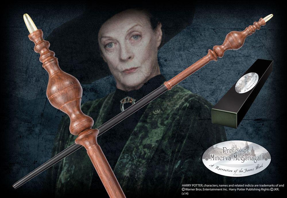 Minerva McGonagall Wand (Character Edition)