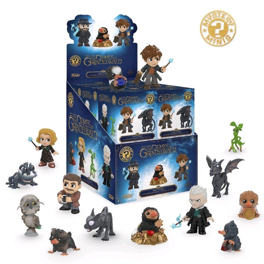 Funko! Pop Mystery Mini Figures Blind Box Fantastic Beasts