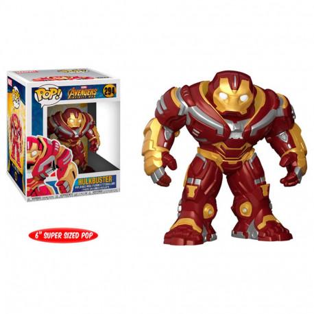Funko! Pop Avengers Infinity Wars Hulkbuster Super Sized #294