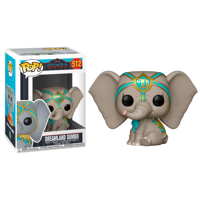 Funko POP! Dumbo Dreamland Dumbo #512