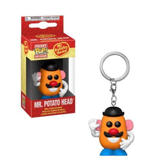 Funko Pocket POP! Keychain Retro Toys Mr. Potato Head
