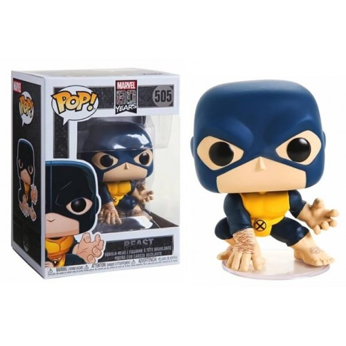 Funko! Pop Marvel 80 Years First Appearance Beast