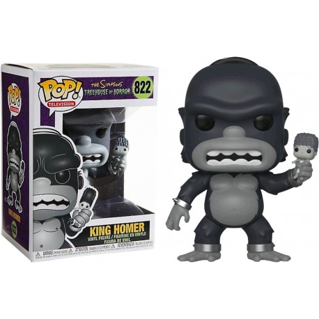 Funko POP! The Simpsons Treehouse of Horror King Homer #822