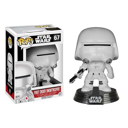 Funko! Pop Star Wars First Order Snowtrooper