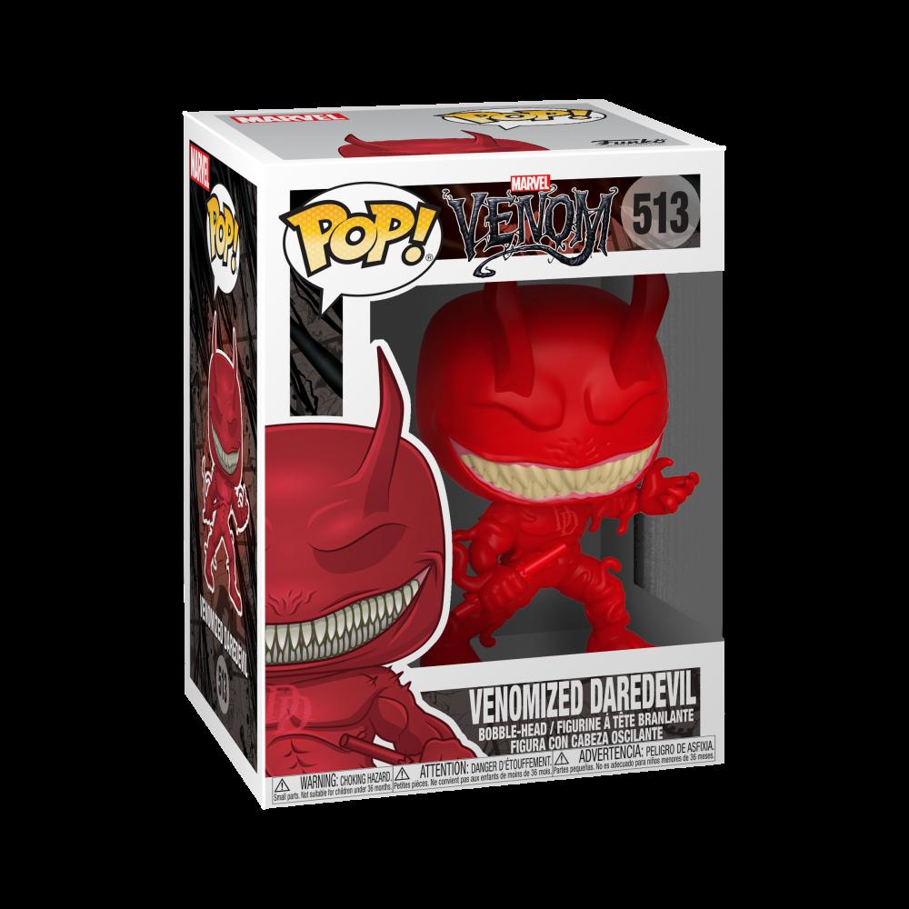 Funko! Pop Marvel Venom Venomized Daredevil