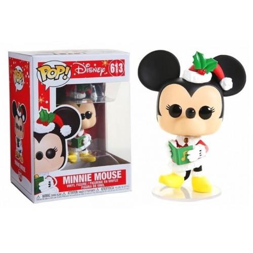 Funko! Pop Disney Holiday Minnie