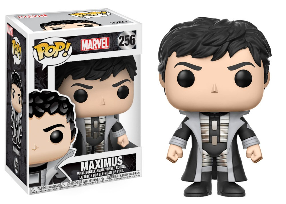 Funko! Pop Marvel Inhumans Maximus #256