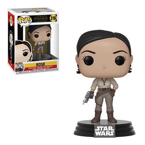 Funko! Pop Star Wars The Rise of Skywalker Rose