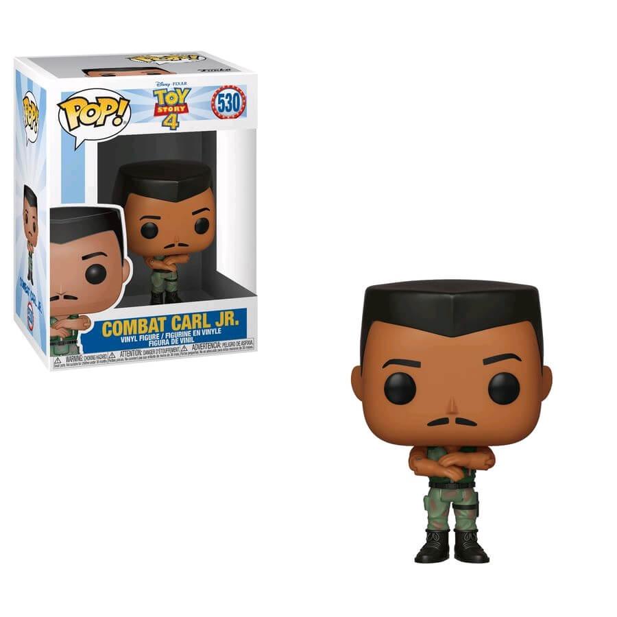 Funko! Pop Toy Story 4 Combat Carl Jr.