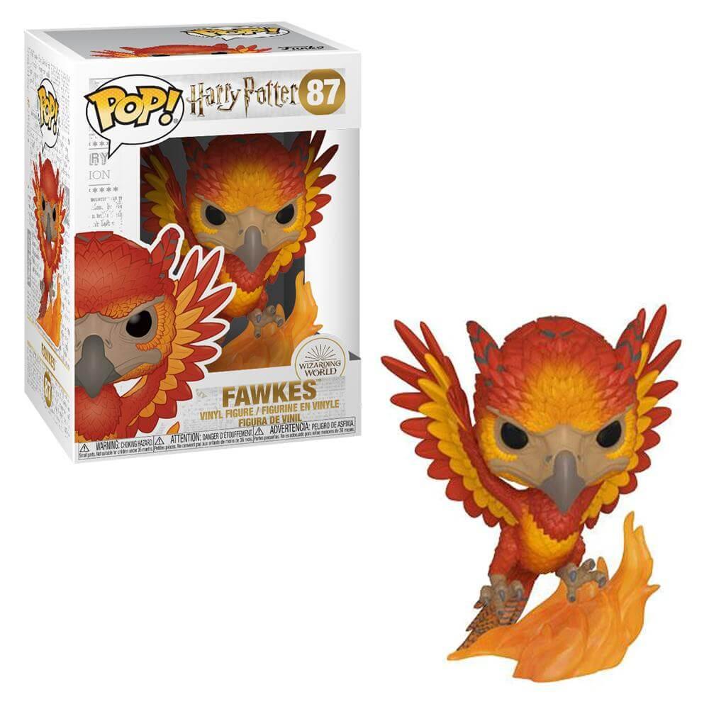 Funko! Pop Harry Potter Fawkes #87