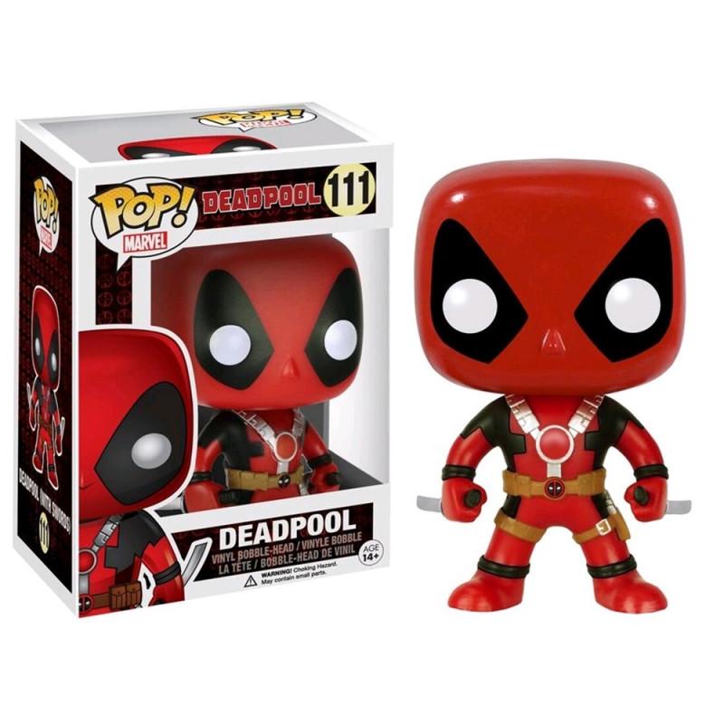 Funko POP! Deadpool Deadpool Two Swords #111