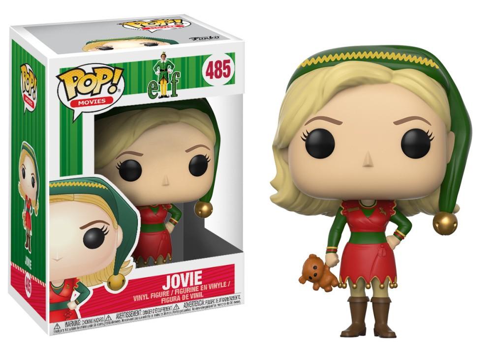 Funko! Pop Movies Elf Jovie #485