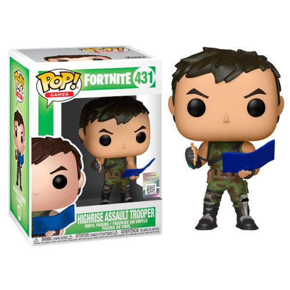 Funko! Pop Fortnite High Rise Assault Trooper