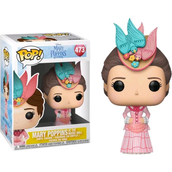 Funko POP! Disney Mary Poppins Returns Mary Poppins At The Music Hall #473
