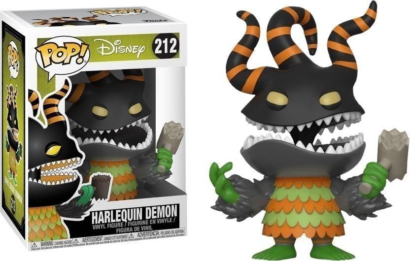 Funko! Pop Disney The Nightmare Before Christmas Harlequin Demon #212