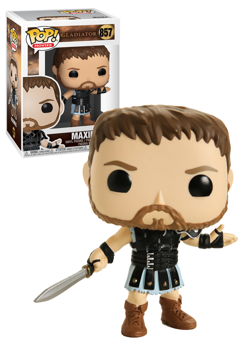 Funko! Pop Movies Gladiator Maximus #857