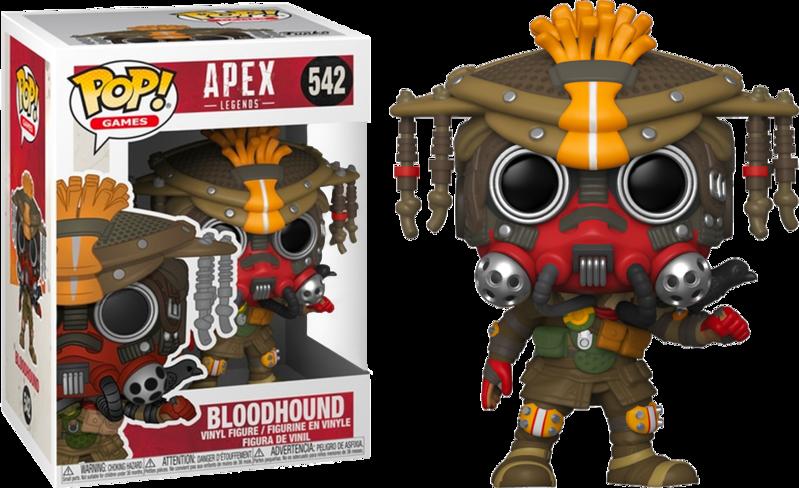 Funko! Pop Apex Legends Bloodhound