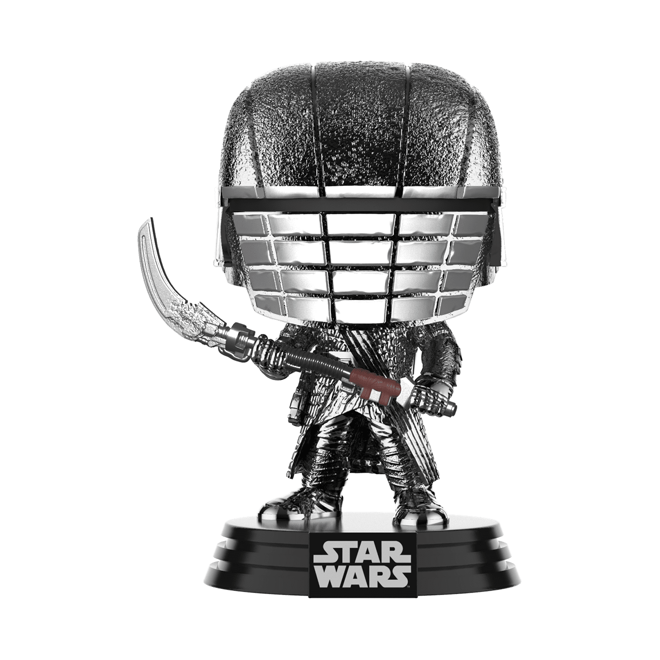 Funko! Pop Star Wars Knight Of Ren (Scythe) #333 (Caixa Danificada)