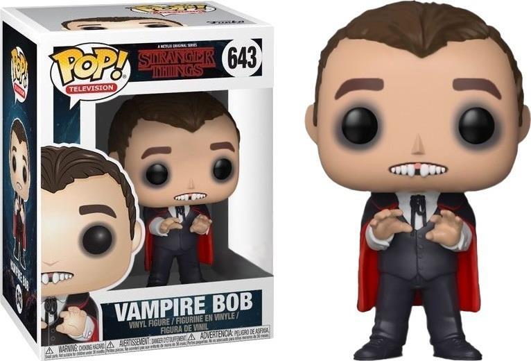 Funko POP! Stranger Things Vampire Bob #643