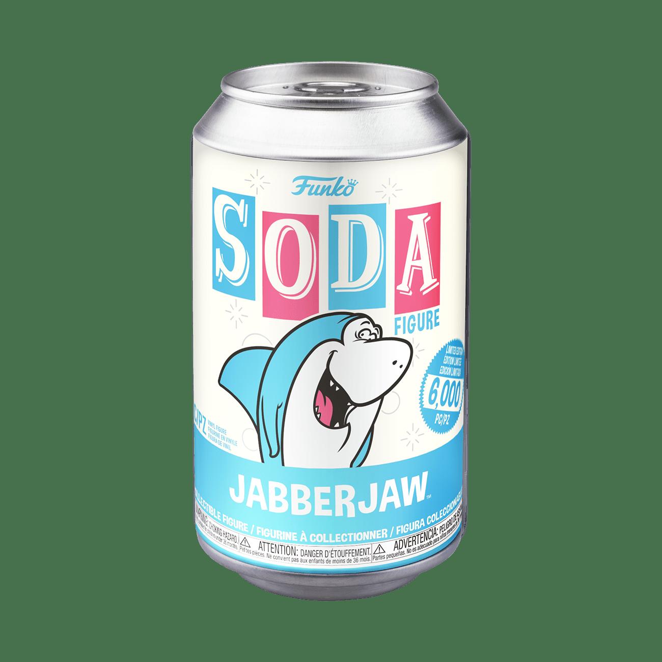 Funko SODA Jabber Jaw c/ Possibilidade de Chase (Edição Limitada a 6000 un)