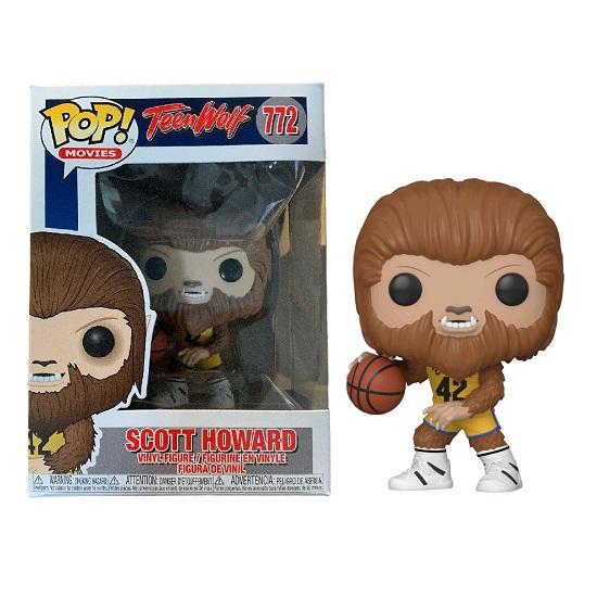Funko! Pop Teen Wolf Scott Howard
