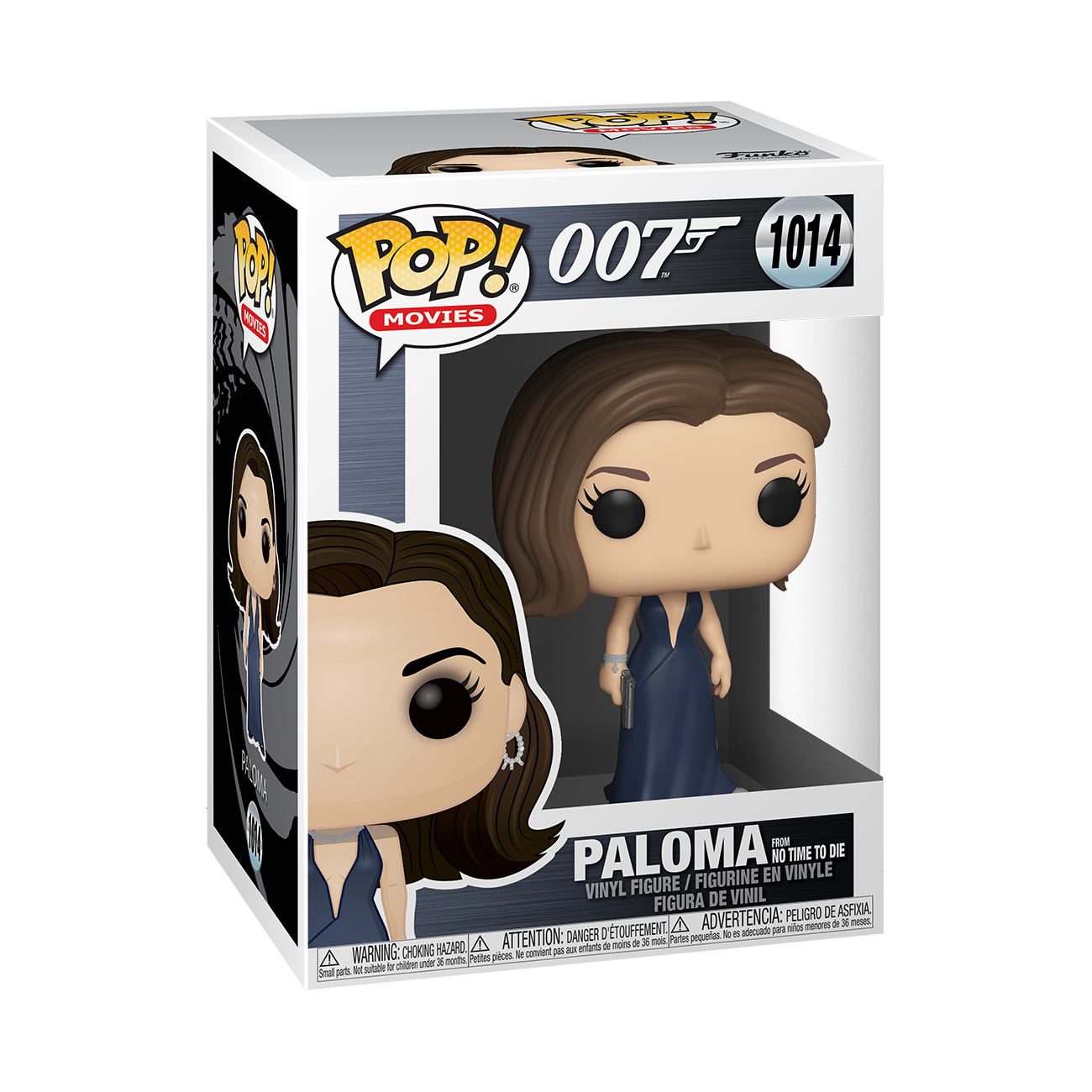 Funko POP! Movies 007 Paloma From No Time To Die #1014