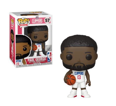Funko! Pop Basketball Clippers Paul George #57