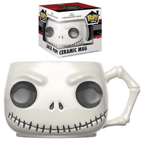 Mug Funko Disney The Nightmare Before Christmas Jack POP!