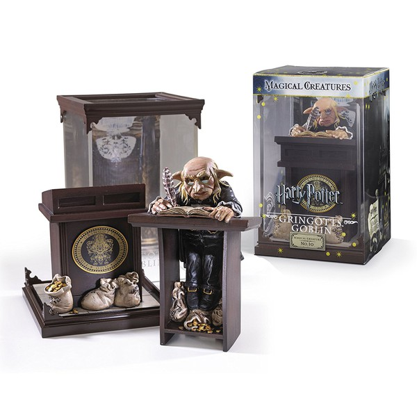 Gringotts Goblin Harry Potter The Noble Collection