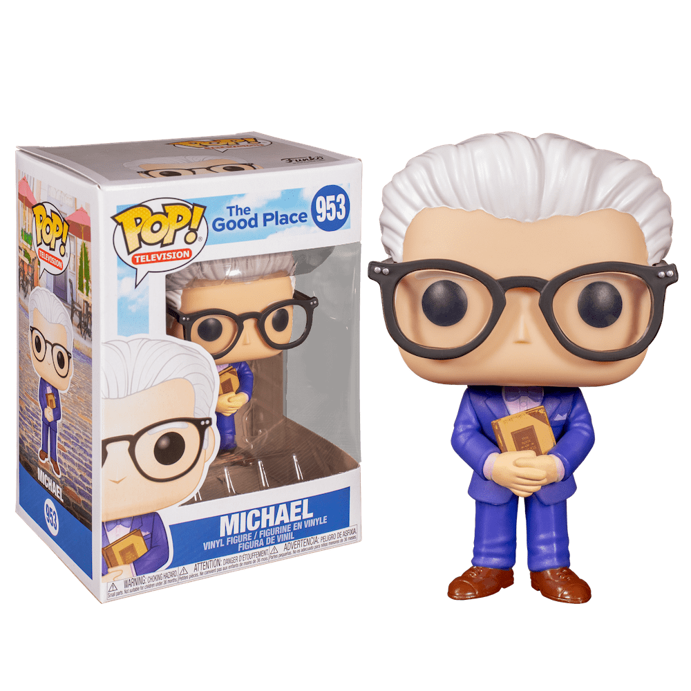 Funko! Pop Television The Good Place Michael #953