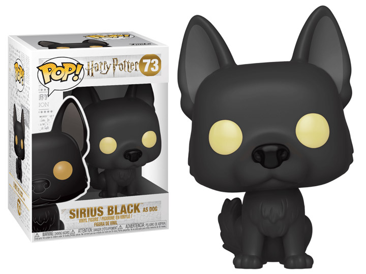 Funko! Pop Harry Potter Sirius Black as Dog