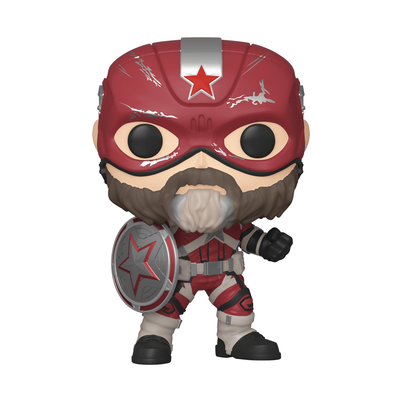 Funko! Pop Marvel Black Widow Red Guardian #608