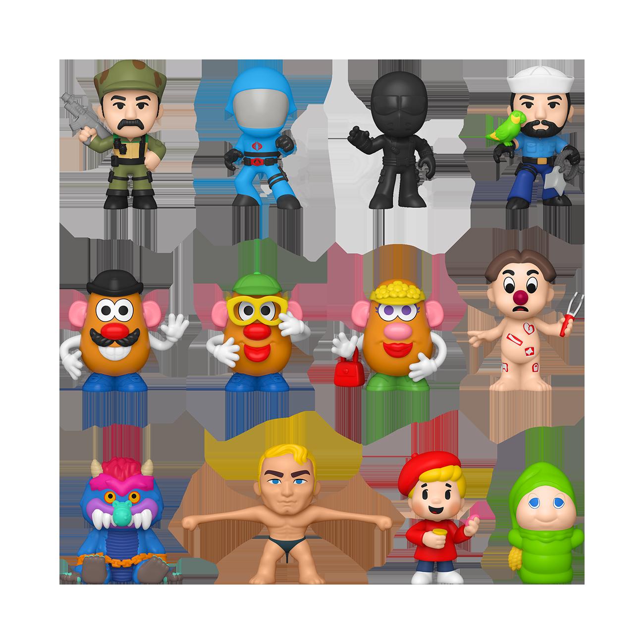 Funko POP! Mystery Mini Figures Blind Box Retro Toys