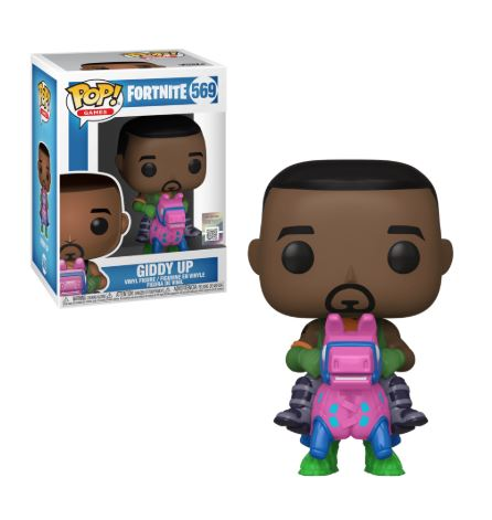 Funko POP! Fortnite Giddy Up #569