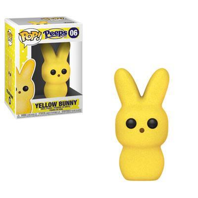Funko POP! Peeps Brand Yellow Bunny #06