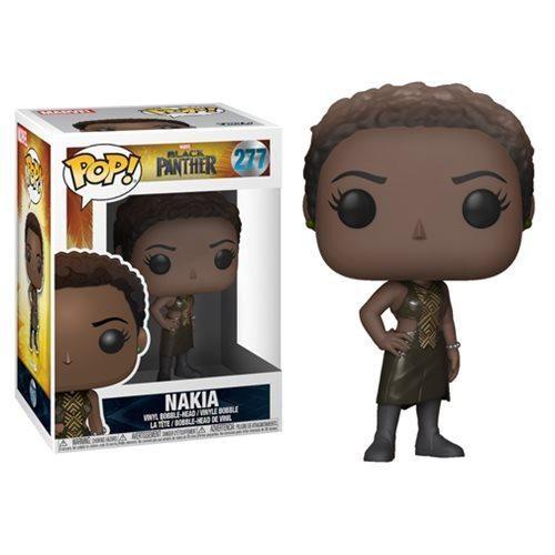 Funko! Pop Marvel Black Panther Nakia #277