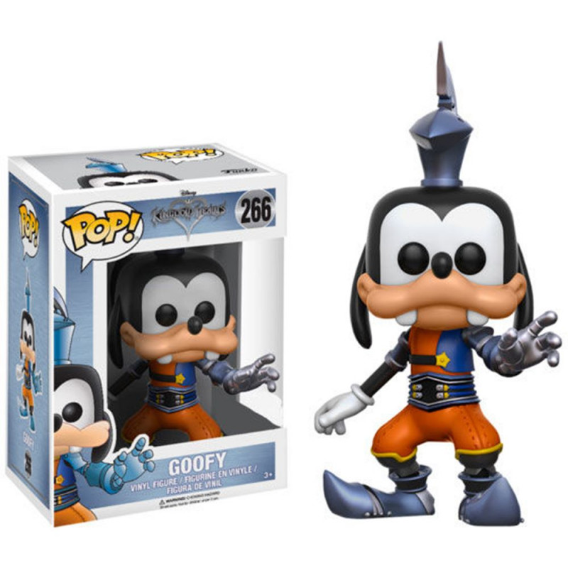 Funko! Pop Disney Kingdom Hearts Goofy #266 Special Edition