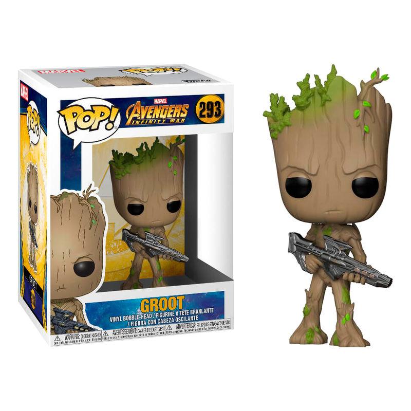 Funko! Pop Infinity War Groot