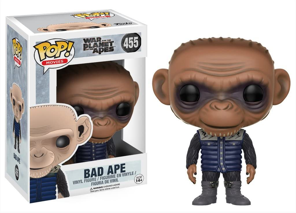 Funko! Pop Planet of the Apes Bad Ape #455