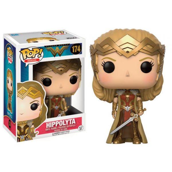 Funko POP! Wonder Woman Hippolyta #174